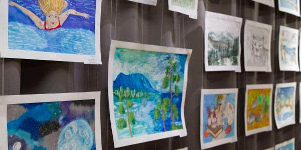 You are currently viewing Выставка «Фантазии полет и рук творенье»