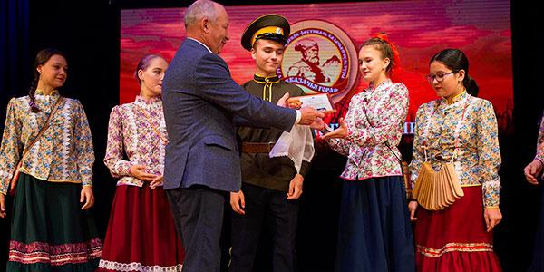 Read more about the article V Открытый краевой фестиваль казачьей культуры «Казачья гора»