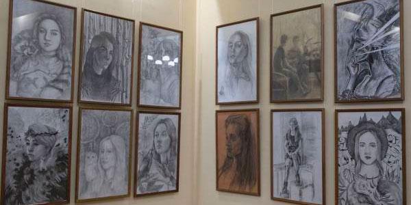 Read more about the article Выставка «Портрет современника»